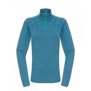 Bluza The North Face W Warm Ls Zip Neck