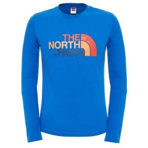 Tricou The North Face Y Ls Easy