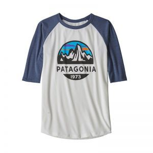 Bluza Copii Patagonia B 1/2 Sleeve Graphic