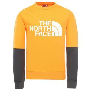 Bluza Copii The North Face Y Drew Peak Light Crew