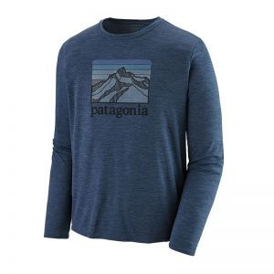 Bluza Patagonia M Capilene Cool Daily Graphic