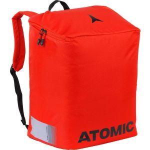 Husa Clapari Atomic Boot & Helmet Pack Bright Red/black