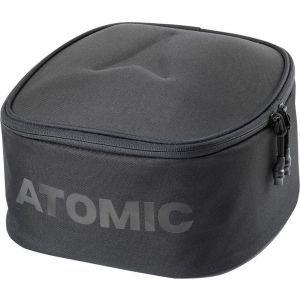 Husa Ochelari Atomic Bag Rs Goggle Case 2 Pairs Black
