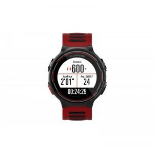 COROS PACE Multisport Watch Red/Black