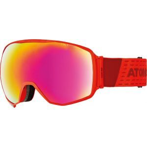 Ochelari Atomic Count 360° HD Red
