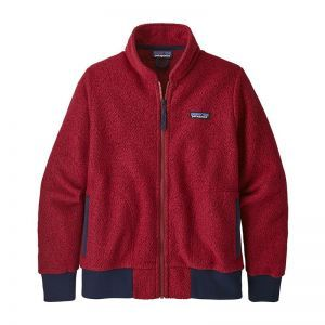 Polar Patagonia W Woolyester Fleece