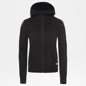 Polar The North Face W E-knit Fz Hoodie