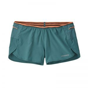 Sort Patagonia W Strider Pro - 3 IN