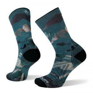 Sosete Smartwool Phd Outdoor Light Mountain Camo Print Crew