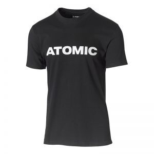 Tricou Atomic Alps Black