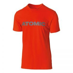 Tricou Atomic Alps Bright Red