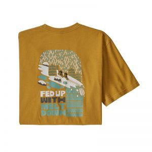 Tricou Patagonia M Fed Up With Melt Down Responsibili