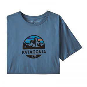 Tricou Patagonia M Fitz Roy Scope Organic