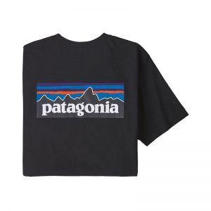 Tricou Patagonia M P-6 Logo Pocket Responsibili