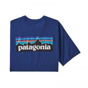 Tricou Patagonia M P-6 Logo Responsibili