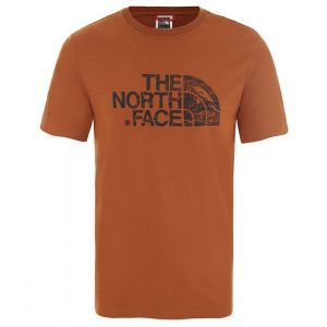 Tricou The North Face M Woodcut Dome