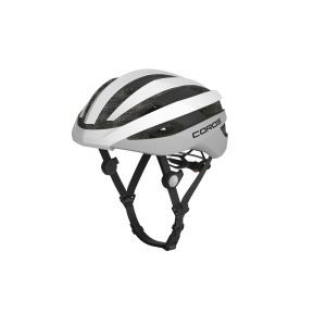 COROS SafeSound Smart Cycling Helmet - Road White