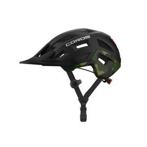 COROS SafeSound Smart Cycling Helmet - Mountain Black