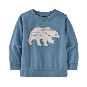 Bluza Copii Patagonia Baby Lightweight Crew