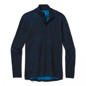Bluza Corp Smartwool M Intraknit Merino 200 Pattern 1/4 Zip