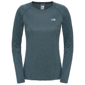 Bluza Femei The North Face W Reaxion Amp L/s Crew (eu)