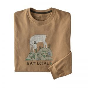 Bluza Patagonia M Eat Local Goat Responsibili