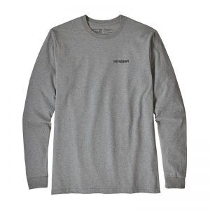 Bluza Patagonia M L/s Save Our Watersheds Responsibili