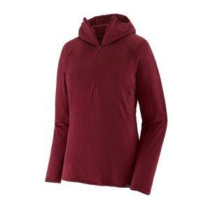 Bluza Patagonia W Capilene Tw Zip Neck Hoody