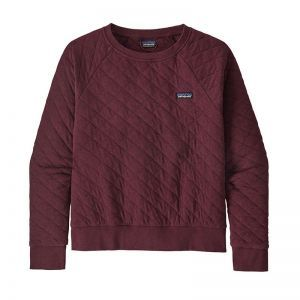 Bluza Patagonia W Organic Cotton Quilt Crew