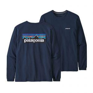 Bluza Patagonia W P-6 Logo Responsibili
