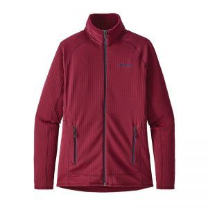 Polar Patagonia W R1 Full Zip