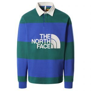 Bluza The North Face M Color Block Rugby Polo
