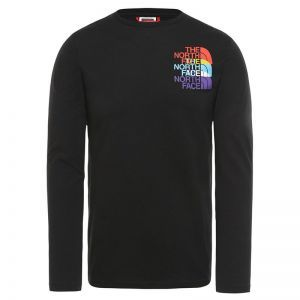 Bluza The North Face M Ls Rgb Prism
