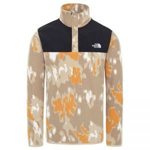 Bluza The North Face M Tka Glacier Snap-neck