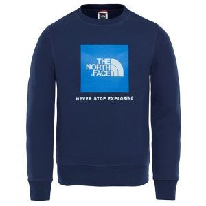 Bluza The North Face Y Box Crew