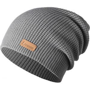 Caciula Atomic Alps Slouch Grey