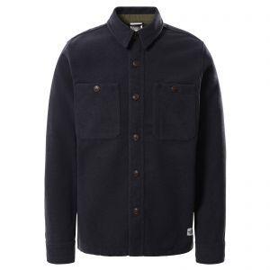 Camasa The North Face M Wool Overshirt