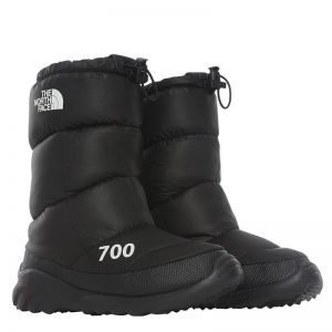 Cizme The North Face W Nuptse Bootie 700