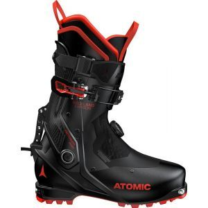 Clapari Atomic Backland Carbon Black/red