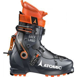 Clapari Atomic Backland Dark Blue/Orange/Black