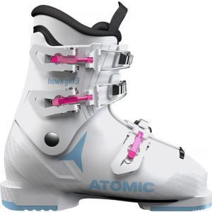 Clapari Atomic Hawx Girl 3 White/denim Blue