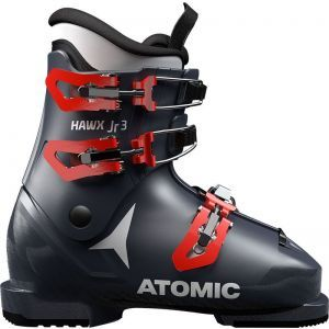 Clapari Copii Atomic Hawx JR 3 Dark Blue/Red