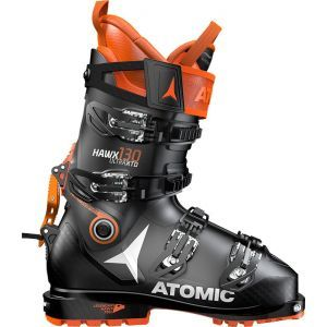 Clapari Atomic Hawx Ultra XTD 130 Black/Anthracite/Orange