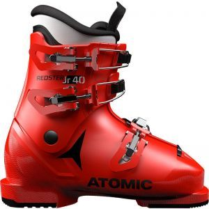 Clapari Copii Atomic Redster JR 40 Red/Black