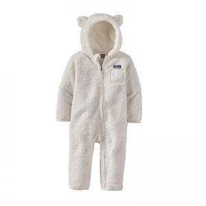 Costum Copii Patagonia Baby Furry Friends Bunting