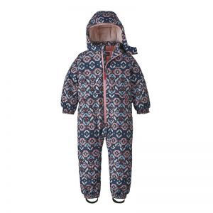 Costum Copii Patagonia Baby Snow Pile One-piece
