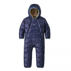 Costum Copii Patagonia Infant Hi-loft Down Sweater Bunting