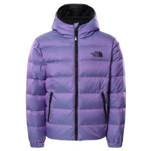 Geaca Copii The North Face Girls Printed Hyalite Down
