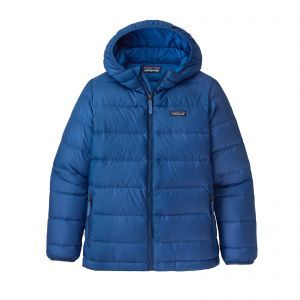 Geaca Patagonia Boys Hi-loft Down Sweater Hoody