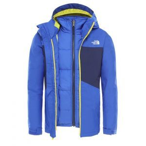 Geaca The North Face Copii B Clement Triclimate